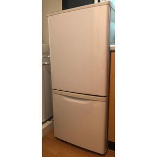 Panasonic - パナソニック 冷凍冷蔵庫 138L NR-B142W 2009年製