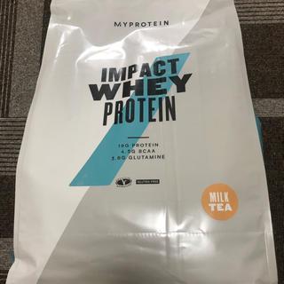 MYPROTEIN - マイプロテイン 5kg  ミルクティー