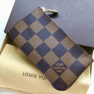 LOUIS VUITTON - 極美品正規品ルイヴィトンダミエコインケース