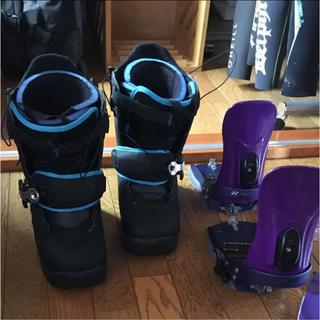 ヨネックス(YONEX)のyonex ステップイン スノーボード ブーツ(ブーツ)