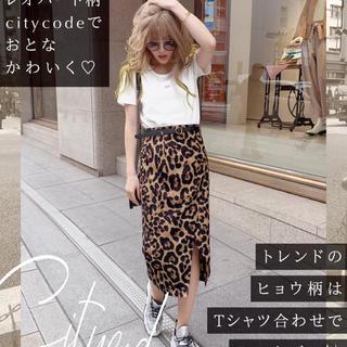 Rady - Radyレオパード柄スカート