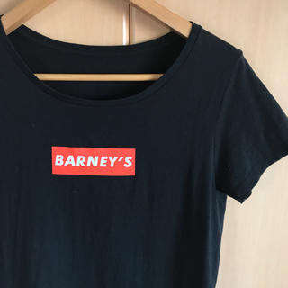 BARNEY'S BOX LOGO Tシャツ(Tシャツ(半袖/袖なし))