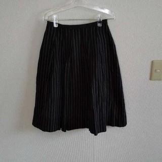 コムサイズム(COMME CA ISM)のコムサイズム リネンスカート(ひざ丈スカート)