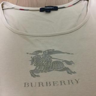 BURBERRY - 値下 未使用 バーバリー ロンT