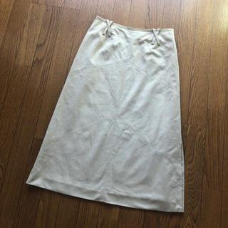 リフレクト(ReFLEcT)の良品☆リフレクト タイト ベロア ロングスカート(ひざ丈スカート)