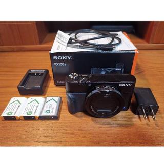 SONY - 極美品 SONY RX100 V サイバーショット DSC-RX100M5