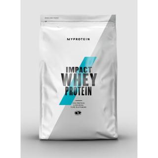 MYPROTEIN - マイプロテイン  ホエイプロテイン ナチュラルチョコレート 1kg