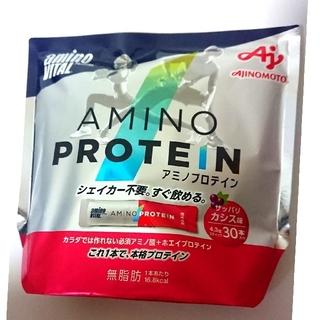 味の素 - アミノバイタル アミノプロテイン 30本 カシス味
