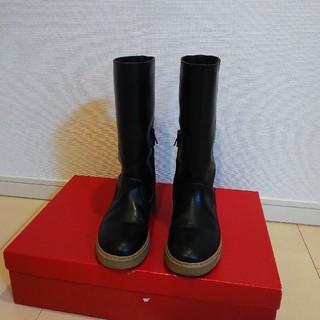 Bonpoint - Kitty様専用★bonpoint ボンポワン ロングブーツ 黒 31