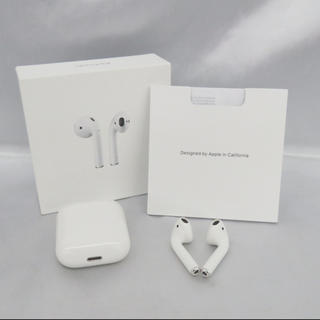 Apple - AirPods with Chaging case  第1世代  エアポッツ