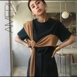 ★AMERI vintage★ Tシャツ トップス カーキ