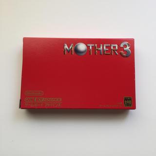 ゲームボーイアドバンス(ゲームボーイアドバンス)の中古 MOTHER3(マザー3)  GBAソフト(携帯用ゲームソフト)