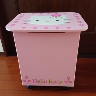 ハローキティ - ハローキティ非売品 木製ボックス