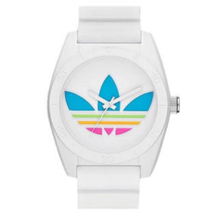 adidas - アディダス adidas originals 時計 マルチカラー ホワイト