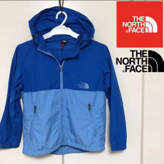THE NORTH FACE - ノースフェイス 130 コンパクトジャケット キッズ ジャンバー
