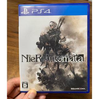 プレイステーション4(PlayStation4)のニーアオートマタ(家庭用ゲームソフト)