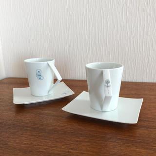 ミナペルホネン(mina perhonen)のミナペルホネン ku カップソーサー(グラス/カップ)