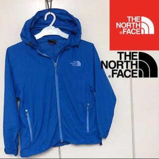 THE NORTH FACE - ノースフェイス 130 ウィンドブレーカー ナイロンジャケット キッズ