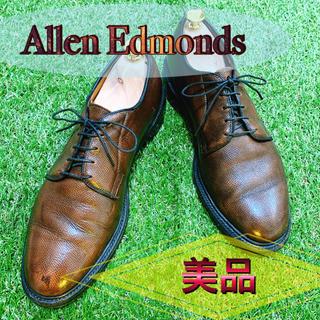 【SALE】Allen Edmonds  アレンエドモンズ プレーン 外羽根