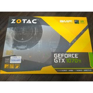 中古 ZOTAC GeForce® GTX 1070 Ti グラボ GPU