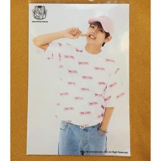 ボウダンショウネンダン(防弾少年団(BTS))のBTS ファンクラブ 継続特典 写真 V テテ(K-POP/アジア)