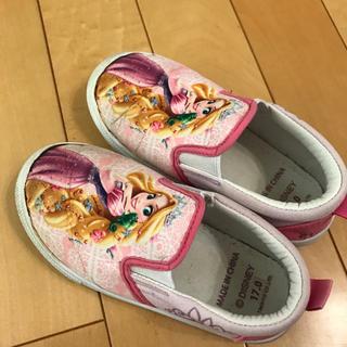 ニシマツヤ(西松屋)のプリンセスの靴 17センチ(スリッポン)