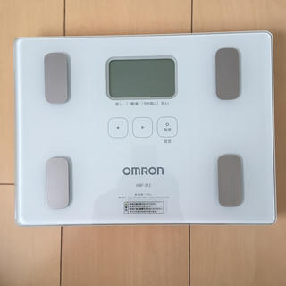 オムロン(OMRON)のオムロンHBF-212(体重計/体脂肪計)