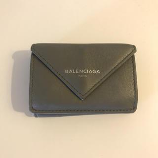バレンシアガ(Balenciaga)の【正規品】BALENCIAGA♡旧ロゴ ミニウォレット(財布)