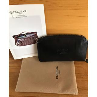 クレドラン(CLEDRAN)のクレドラン CLEDRAN 長財布 美品!!(財布)