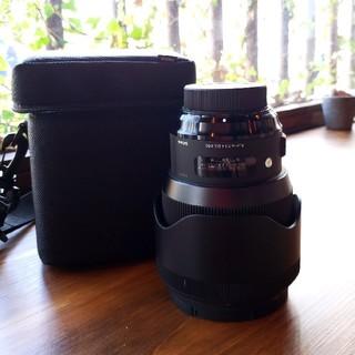 SIGMA - SIGMA 85mm F1.4 Nikon用