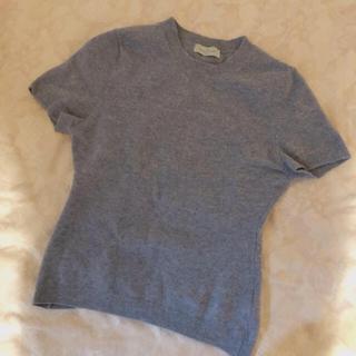 ロキエ(Lochie)のvintage pastel knit tops(カットソー(半袖/袖なし))