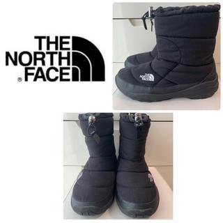 THE NORTH FACE - ノースフェイス ヌプシブラック