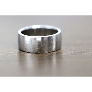 ディーアンドジー(D&G)のD&G ドルガバ メンズ リング D&Gロゴ 指輪 シルバー 19号(リング(指輪))