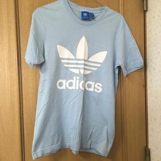 adidas - adidas ロゴTシャツ