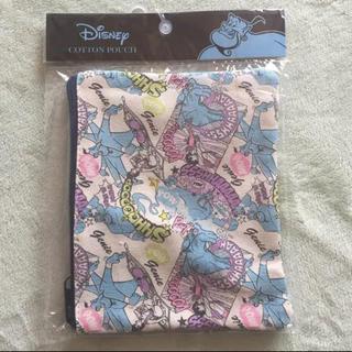 Disney - ディズニー アラジン コットンポーチ