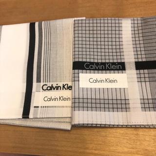 カルバンクライン(Calvin Klein)のCalvin Klein ハンカチ セット(ハンカチ/ポケットチーフ)