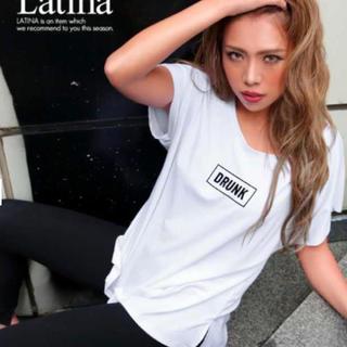 アナップラティーナ(ANAP Latina)のアナップ ラティーナ Tシャツ フリーサイズ(Tシャツ(半袖/袖なし))