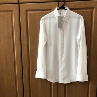 ラッドミュージシャン(LAD MUSICIAN)のLAD MUSICIAN ホワイトシャツ(シャツ)