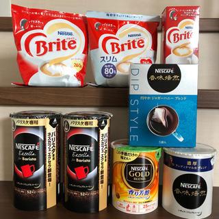 Nestle - バリスタ 詰め替え ブライトセット♡ネスレ ネスカフェ ドリップコーヒー