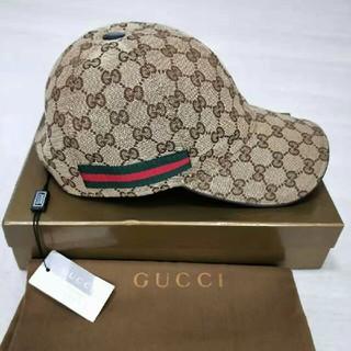 Gucci - ●GUCCI グッチ キャップ