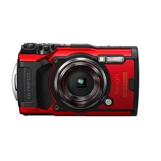 OLYMPUS - オリンパス TG-6 RED コンパクトデジタルカメラ 値下げ不可