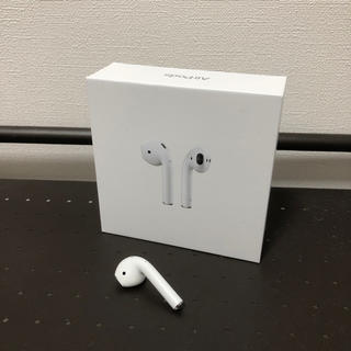 Apple - AirPods左耳のみ