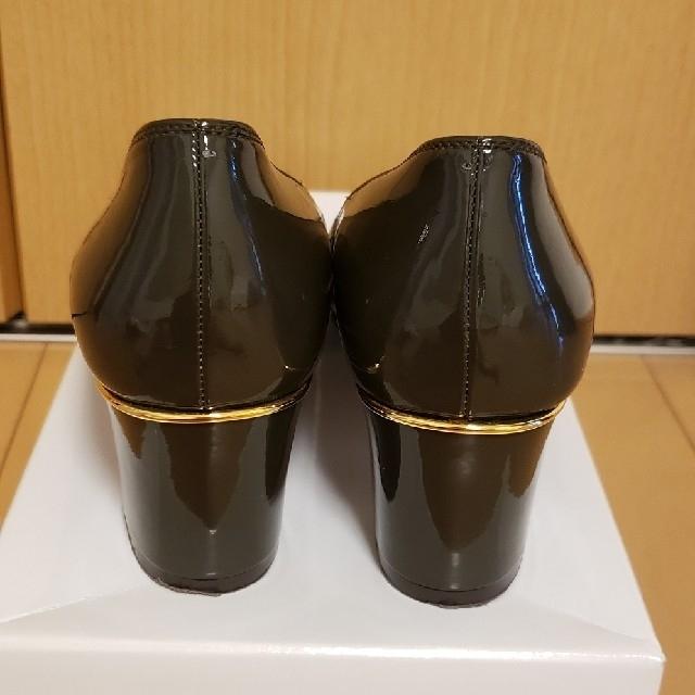 BAYFLOW(ベイフロー)のパンプス M カーキ ベイフロー レディースの靴/シューズ(ハイヒール/パンプス)の商品写真