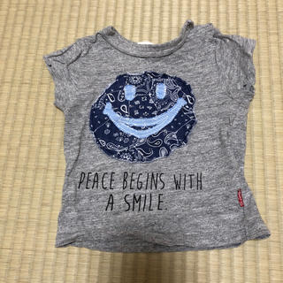 ブリーズ(BREEZE)の子供服Tシャツ80BREEZE(Tシャツ)