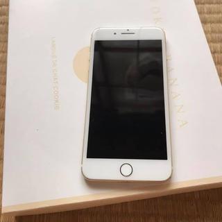 エヌティティドコモ(NTTdocomo)のiphone 7 plus Sim フリー 、32gb(携帯電話本体)