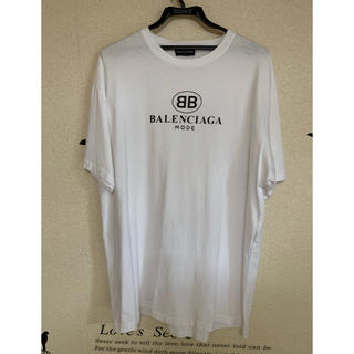 バレンシアガ(Balenciaga)のBALENCIAGA Tシャツ(Tシャツ/カットソー(半袖/袖なし))