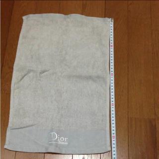 Dior - ディオール タオル 化粧品 販促品