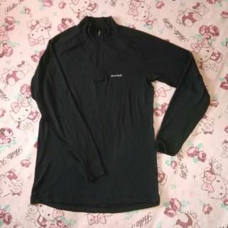 mont bell - モンベルシャツ黒