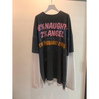 バレンシアガ(Balenciaga)のヴェトモン t-シャツ(Tシャツ/カットソー(半袖/袖なし))