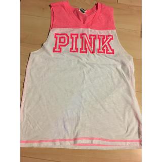 Victoria's Secret - 美品 ヴィクトリアシークレット PINK タンク